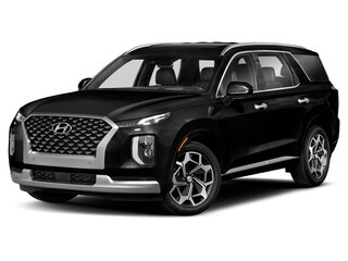 2021 Hyundai Palisade Ultimate Calligraphy w/Beige Interior SUV