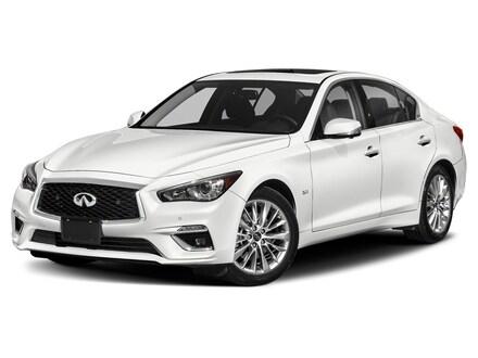 2021 INFINITI Q50 LUXE Sedan