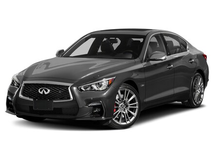 2021 INFINITI Q50 Red Sport I-LINE ProACTIVE Sedan