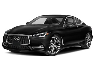 2021 INFINITI Q60 LUXE Coupe