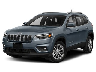 2021 Jeep Cherokee 80th Anniversary SUV for sale in Midland, ON