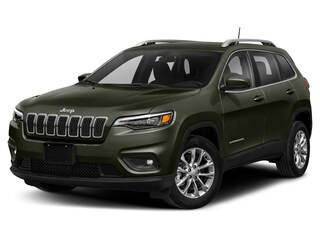 New 2021 Jeep Cherokee North SUV for sale/lease in St. Paul, AB