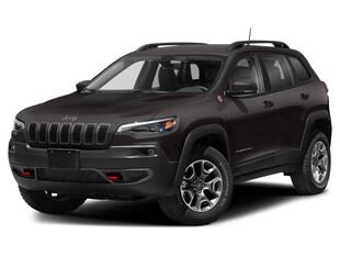 2021 Jeep Cherokee Trailhawk Elite 4x4