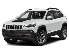 2021 Jeep Cherokee Trailhawk Elite 4x4