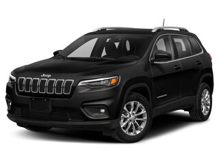 2021 Jeep Cherokee High Altitude 4x4