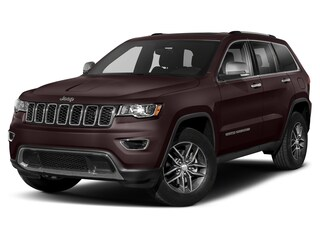 2021 Jeep Grand Cherokee 80th Anniversary Edition 4x4 Sport Utility
