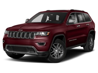 2021 Jeep Grand Cherokee 80th Anniversary Edition SUV