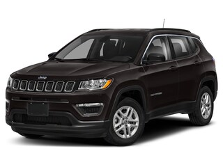 New 2021 Jeep Compass North 4x4 for sale in Victoria BC at Wille Dodge Chrysler Ltd.