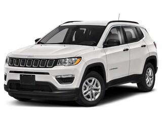 2021 Jeep Compass 80th Anniversary Edition 4x4 for sale in Leamington, ON White