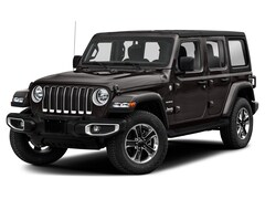 2021 Jeep Wrangler Unlimited Sahara 80th Anniversary Edition 4x4