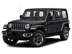 2021 Jeep Wrangler Unlimited Sahara | 4X4, Heated Leather, Back-Up Ca 4x4