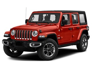 2021 Jeep Wrangler Unlimited Sahara Altitude 4x4