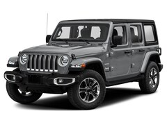 2021 Jeep Wrangler Unlimited Sahara High Altitude 4x4