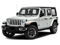 2021 Jeep Wrangler Unlimited Sahara 80th Anniversary Edition 4x4