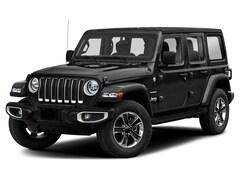 2021 Jeep Wrangler Unlimited Sahara VUS
