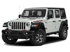 2021 Jeep Wrangler Unlimited Rubicon | COMPANY DEMO | DUAL TOP | SUV
