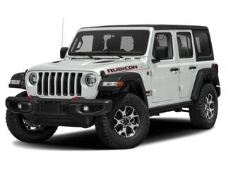 2021 Jeep Wrangler Unlimited Rubicon SUV