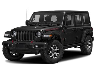 2021 Jeep Wrangler Unlimited Rubicon SUV for sale in Midland, ON