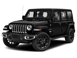 2021 Jeep Wrangler 4xe Rubicon 4x4