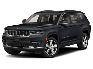 New 2021 Jeep All-New Grand Cherokee L Limited 4x4 1C4RJKBG8M8149550 near Airdrie, AB