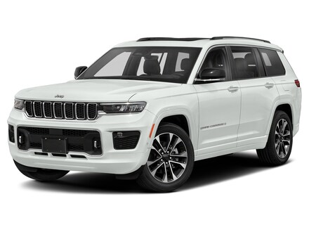 2021 Jeep All-New Grand Cherokee L Overland 4x4