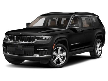 2021 Jeep All-New Grand Cherokee L Summit 4x4