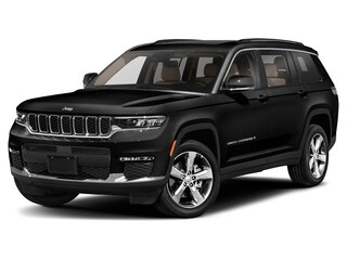 New 2021 Jeep All-New Grand Cherokee L Altitude 4x4 1C4RJKAG7M8127430 near Airdrie, AB