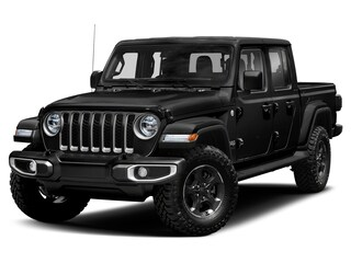 2021 Jeep Gladiator Overland Truck Crew Cab for sale in Midland, ON