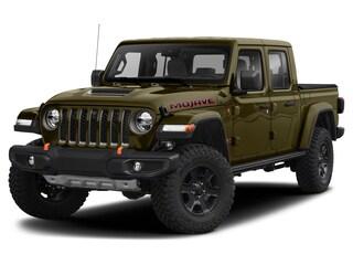 2021 Jeep Gladiator Mojave 4x4 Crew Cab 5 ft. box