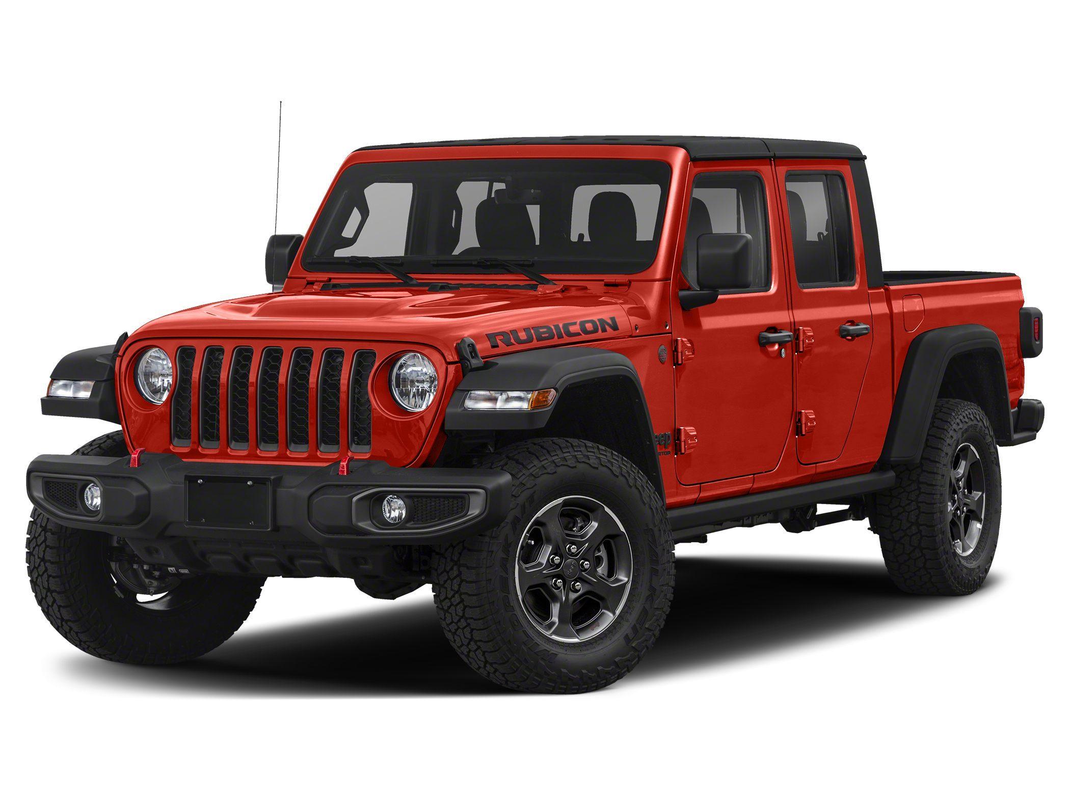 2021 Jeep Gladiator Truck Crew Cab