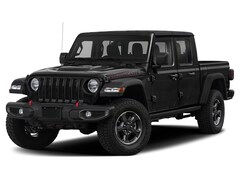 2021 Jeep Gladiator Rubicon 4x4 Crew Cab 5 ft. box