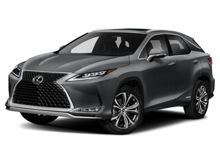 2021 LEXUS RX 450h Executive SUV