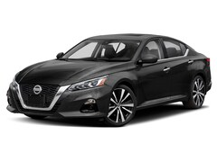 2021 Nissan Altima 2.5 Platinum Sedan