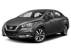 2021 Nissan Versa SR Sedan