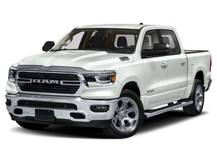 2021 Ram 1500 Big Horn Truck Crew Cab