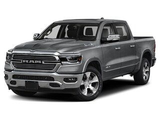 New 2021 Ram 1500 Laramie 4x4 Crew Cab 144.5 in. WB for sale in Mississauga, ON
