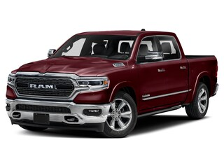 New 2021 Ram 1500 Limited Night Crew Cab 4X4, Leather, Tonneau Cover Truck Crew Cab 1C6SRFHT0MN507805 for sale in Westlock, AB