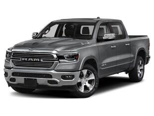 2021 Ram 1500 Laramie Truck Crew Cab 1C6SRFRM7MN521837