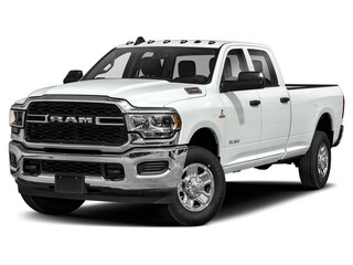 2021 Ram 2500 Big Horn 4x4 Crew Cab 6.3 ft. box 149 in. WB for sale in Leamington, ON Bright White