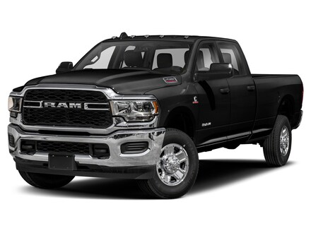2021 Ram 2500 Big Horn 4x4 Crew Cab 6.3 ft. box 149 in. WB