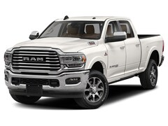 2021 Ram 2500 Limited Longhorn 4x4 Crew Cab 6.3 ft. box 149 in. WB