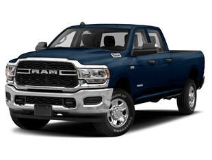 2021 Ram 3500 Big Horn 4x4 Crew Cab 6.3 ft. box 149.5 in. WB SRW