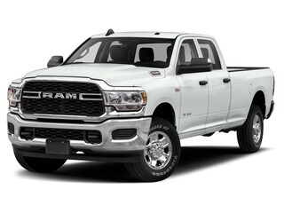 New 2021 Ram 3500 Big Horn 4x4 Crew Cab 6.3 ft. box 149.5 in. WB SRW for sale in Vermilion AB