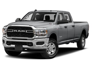 2021 Ram 3500 Big Horn 4x4 Crew Cab 8 ft. box 169.5 in. WB for sale in Nanaimo, BC