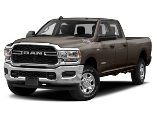 2021 Ram 3500 Big Horn 4x4 Crew Cab 8 ft. box 169.5 in. WB