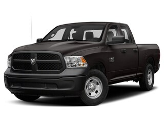 2021 Ram 1500 Classic Night Edition 4x4 Quad Cab 6.3 ft. box 140 in. WB for sale in Leamington, ON Granite Crystal Metallic