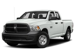2021 Ram 1500 Classic Tradesman 4x4 Quad Cab 6.3 ft. box 140 in. WB