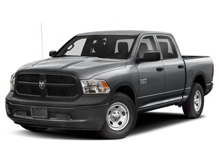 2021 Ram 1500 Classic Night Edition 4x4 Crew Cab 5.6 ft. box 140 in. WB for sale in Leamington, ON Billet Silver Metallic