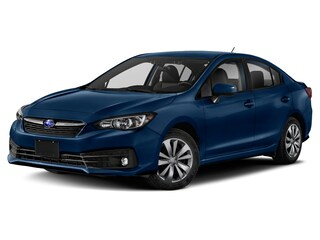 2021 Subaru Impreza Convenience Sedan