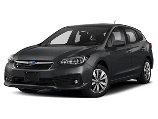2021 Subaru Impreza Convenience Hatchback